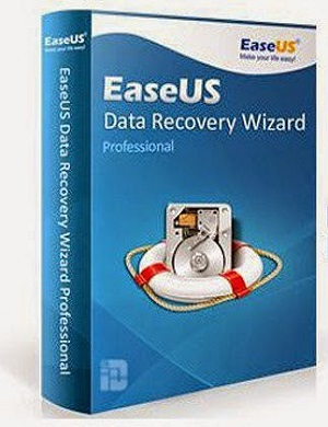 EaseUS Data Recovery Wizard Professional 10.8.0 poster box cover