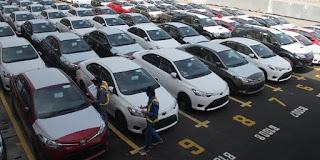 Ekspor Toyota Indonesia Makin Gemilang