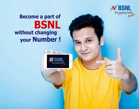 BSNL launches double data offer on 3G Data STVs 68, 155 and 198 from 28th October 2016 on wards on PAN India basis