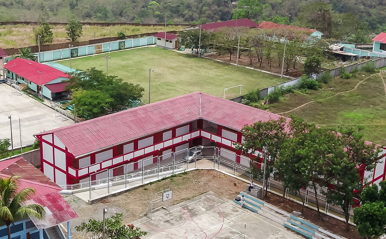 Escuela 50227 SAN FRANCISCO JAVIER - Quillabamba