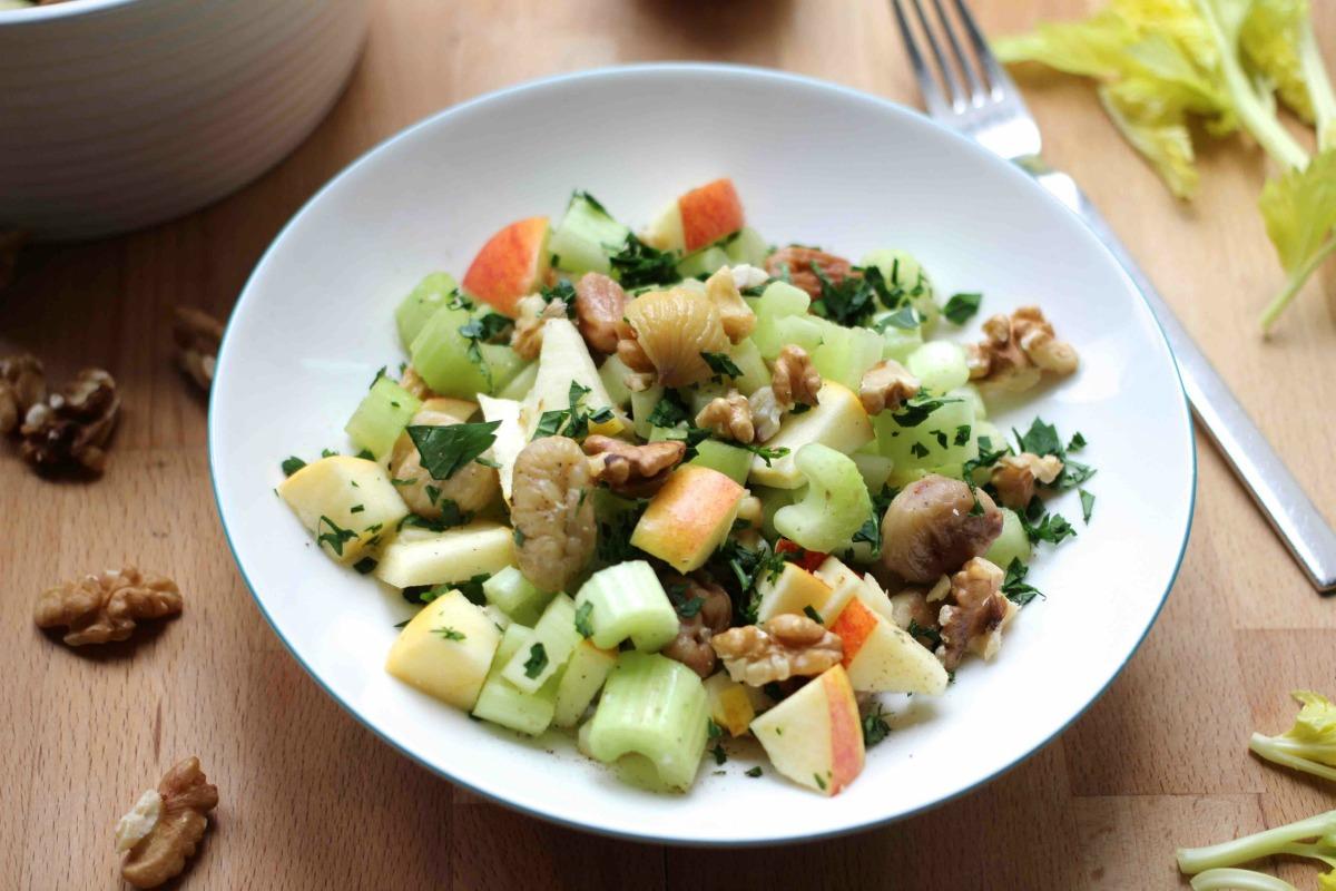 Sellerie Maroni Salat