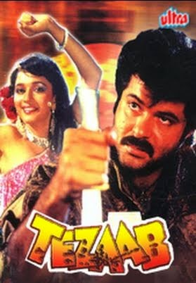 Hindi films and songs news and videos tezaab anil for 1988 hit songs