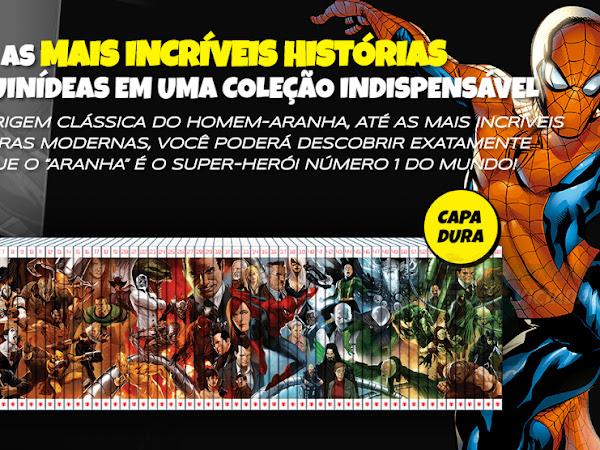 Novidade Marvel pela Salvat: Coleção Definitiva do Homem-Aranha!