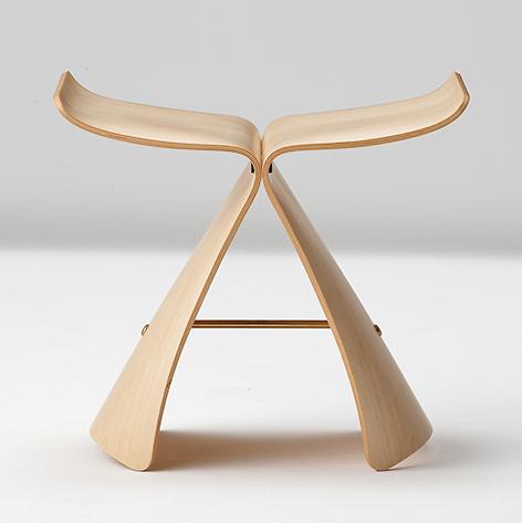 柳宗理蝴蝶椅