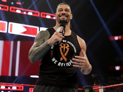 WWE: Roman Reigns Returns