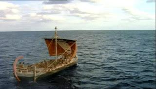 Barco de odiseo