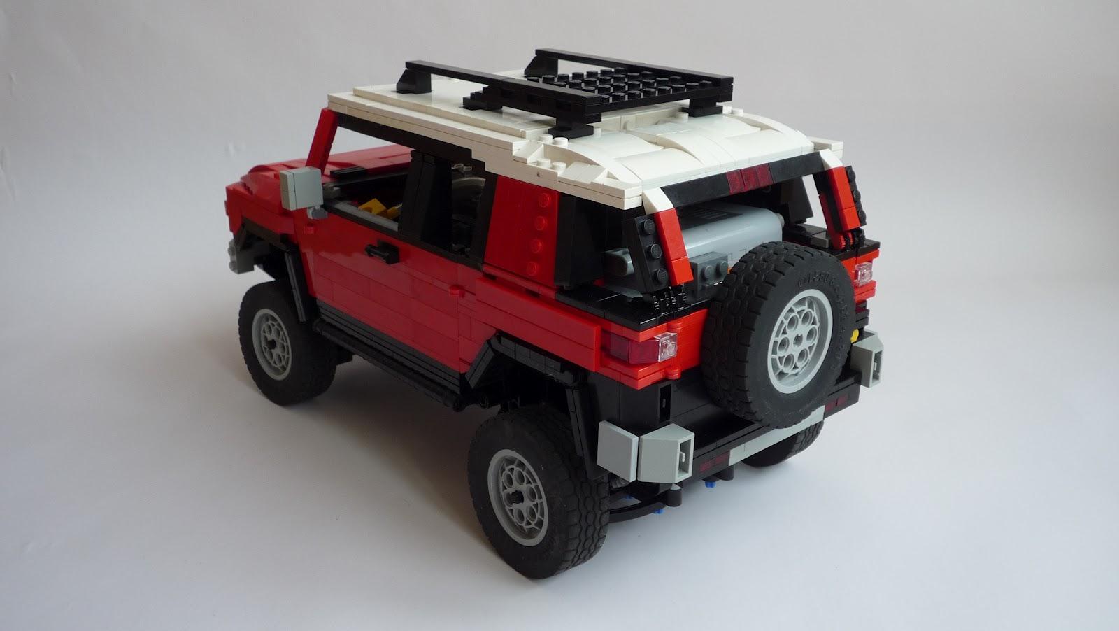 Toyota FJ Cruiser ~ JaapTechnic