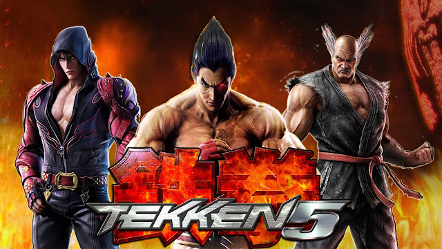 Tekken 5 Android Free Download - GAMERSPOTS