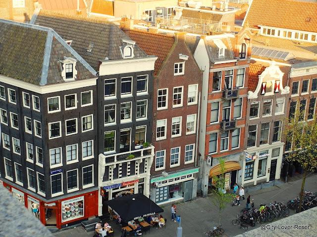 Amsterdam från W Lounge