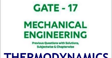 THERMODYNAMICS ACE ACADEMY GATE STUDY MATERIAL PART-1 FREE