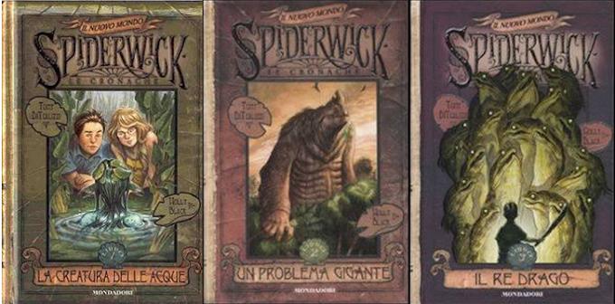 RECENSIONE | Spiderwick. Le cronache - Il nuovo mondo di Holly Black e Tony DiTerlizzi