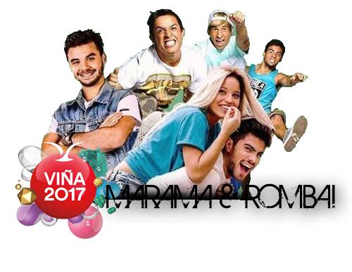 DVD Custom - Marama & Rombai en Viña 2017