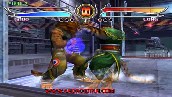 Bloody Roar 4 ISO PCSX2 for Android