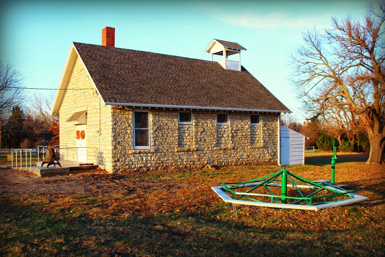 North Side Ford >> Kansas One Room Schoolhouses: Rocky Ford School House 1903 ...