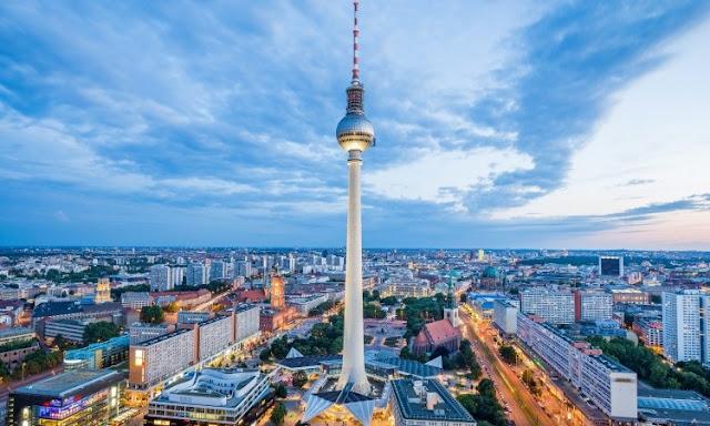 Torre de TV de Berlim