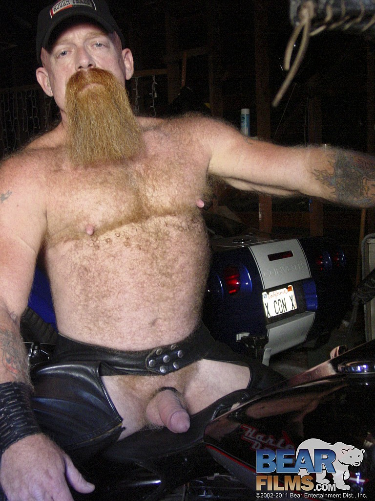 from Ethan biker gay leather story