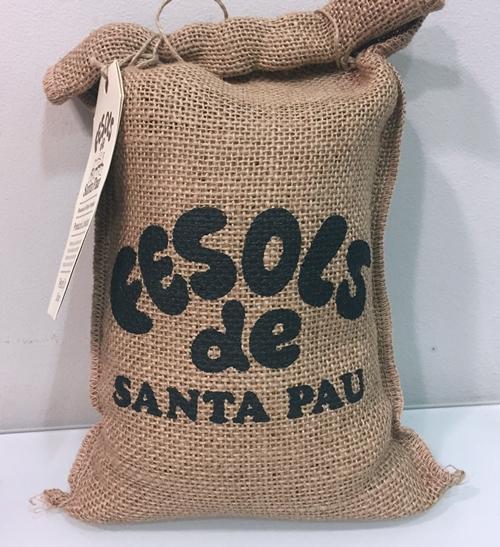 Fesols de Santa Pau