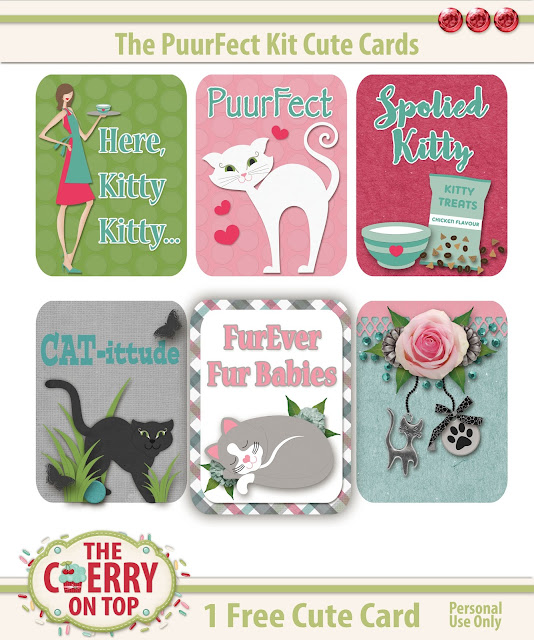 The Puurfect Cute Cards