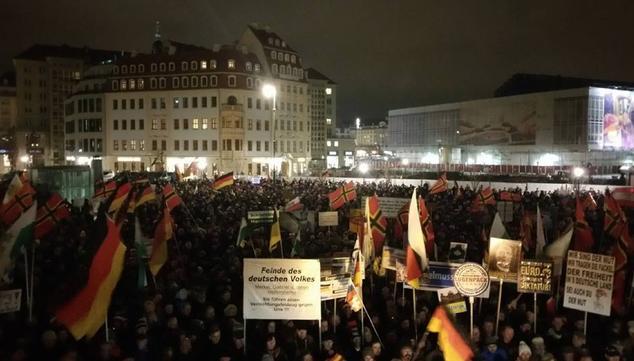 Live Ticker Dresden Demo