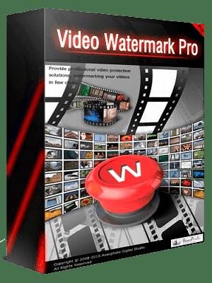 Aoao Video Watermark Pro Box Imagen