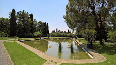 Water Gardens at Sigurtà.