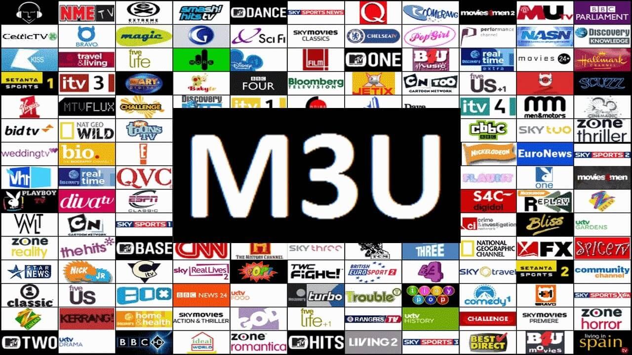 daily free iptv links m3u list 22-10-2018 – روابط IPTV مجانية