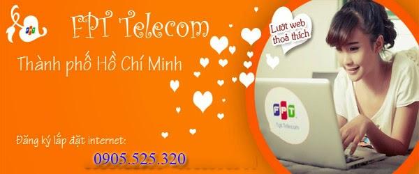 Lắp Mạng Internet FPT Phường Tân Hưng Thuận