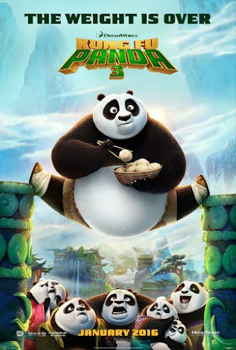 Kung Fu Panda 3 (BRRip 720p Dual Latino / Ingles) (2016)