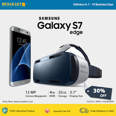 Samsung Galaxy Edge S7 G935FD - Black