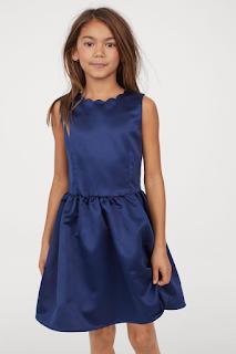 robe de fêtes enfants H&M  blog mariage et jolies fêtes www.unjourmonprinceviendra26.com