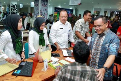 Dapat Arahan Pak Jokowi, Pak Anas Pacu Kualitas Mal Pelayanan Publik Banyuwangi