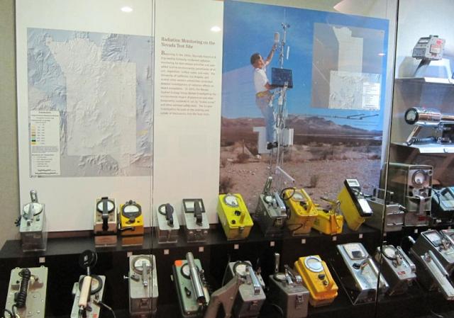Museu de teste atômico de Las Vegas