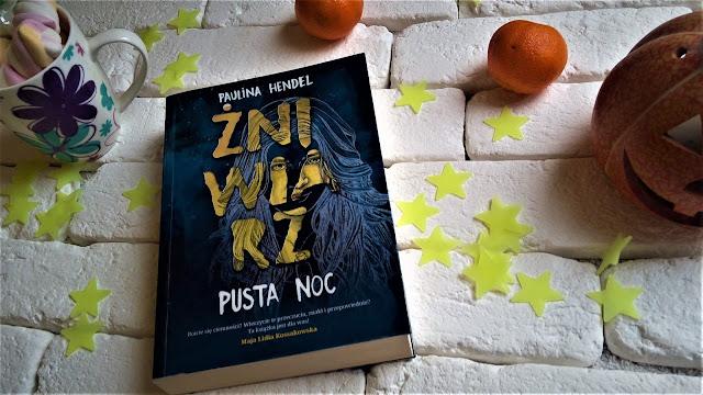 """#3 WYWIAD """"ŻNIWIARZ"""" PAULINA HENDEL"""
