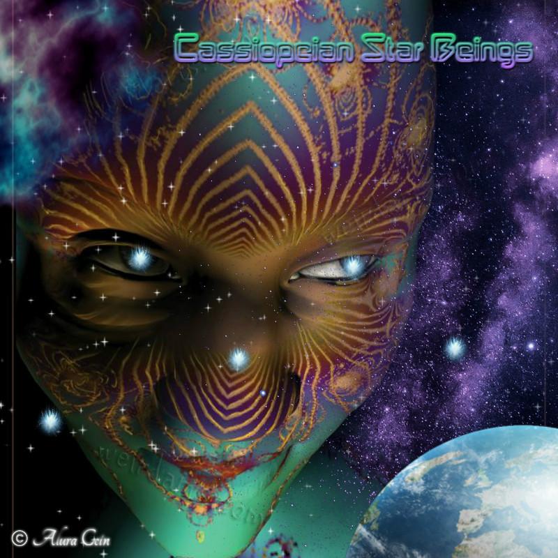 Starseed Children: Eeivia Starseeds- Cassiopeia