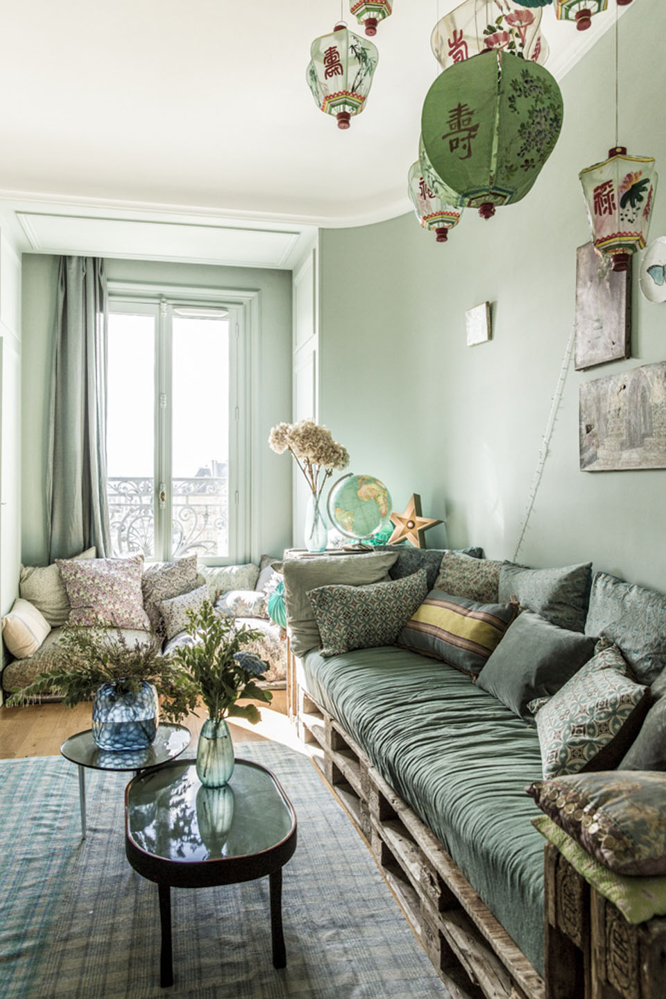 vintage y shabby chic en paris ideas shopping ministry of deco. Black Bedroom Furniture Sets. Home Design Ideas