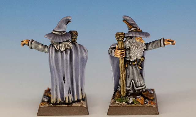 Painted Gandalf the Grey, Citadel (1985)