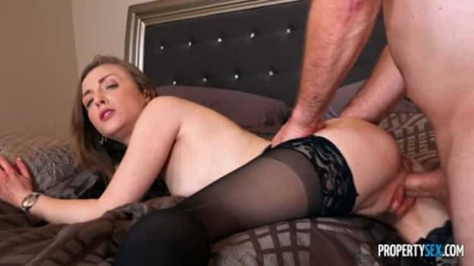 Karla Kush in The Move - Property Sex