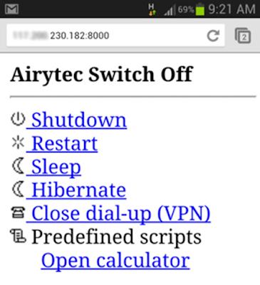 شرح إغلاق الكمبيوتر عن بعد من اى مكان باستخدام هاتف الاندرويد