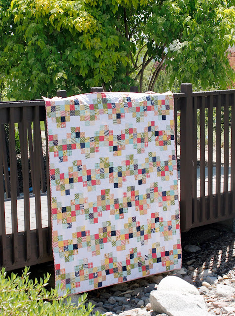 Little Miss Sunshine quilt