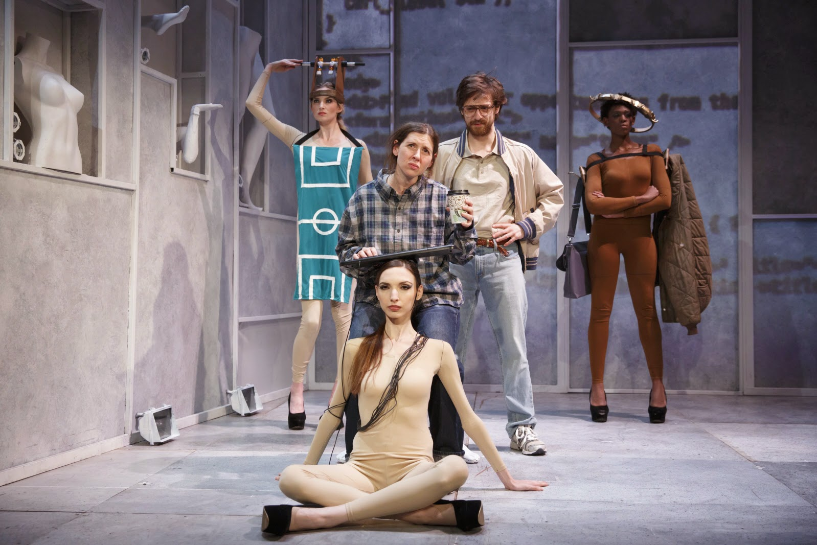 Allegra Rose Edwards theatre's leiter side: 155 (2014-2015): review of everything