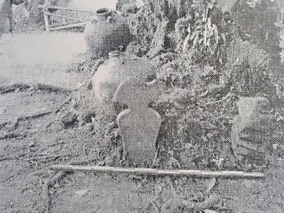 Gambar Aspek Budaya Arkeologis Situs Pasir Lulumpang Di Kabupaten Garut