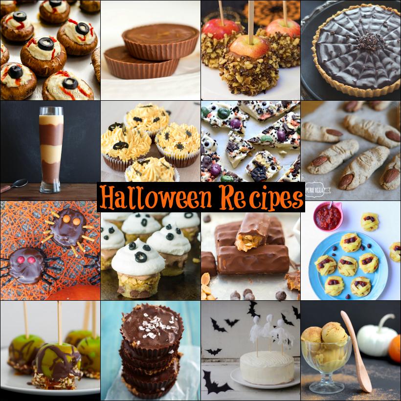 59 Vegan Recipes For Halloween Season.