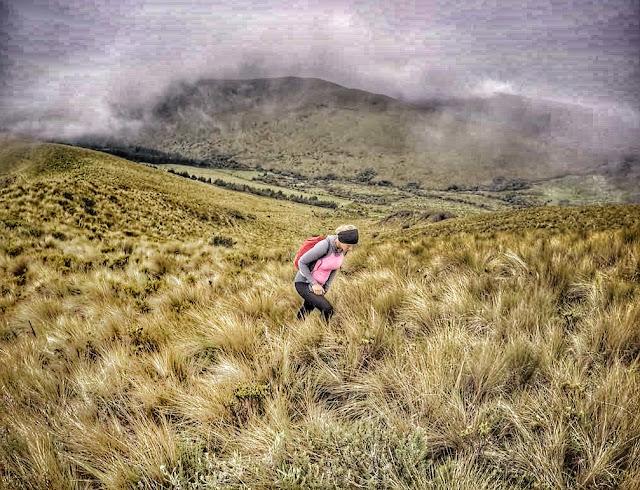 Michi-um-die-Welt Pasochoa hiking wandern Quito Wandern-in-Ecuaodor