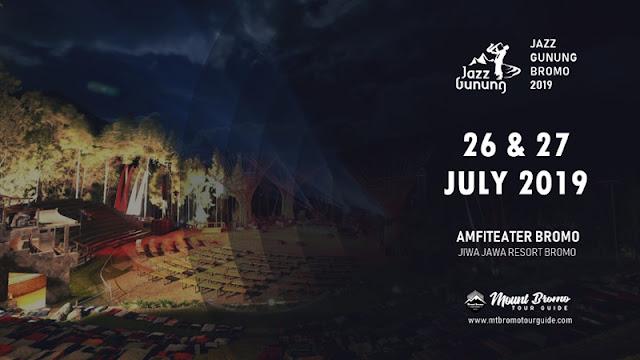 Jazz Gunung Bromo 2019