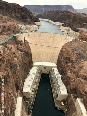 Nevada, Arizona, Memorial bridge, Hoover Dam, Black Canyon