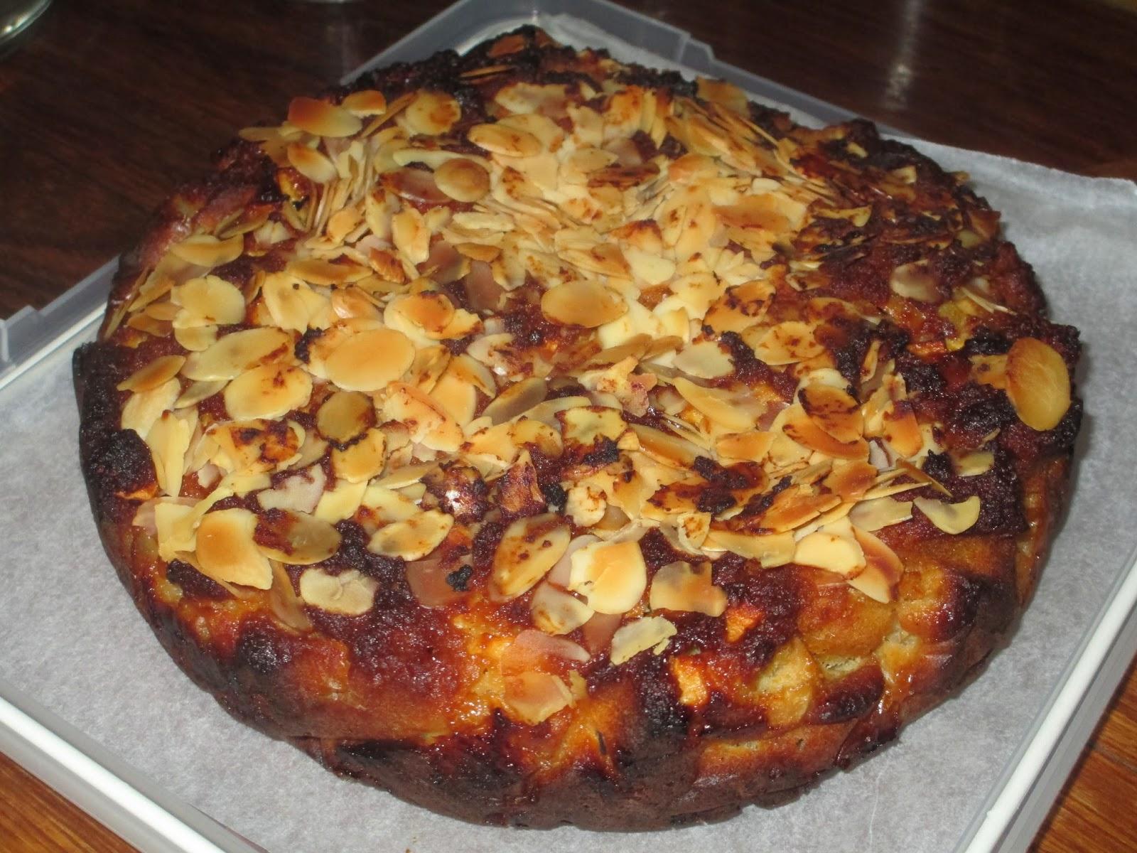 Apple Upside Down Cake Bbc Good Food