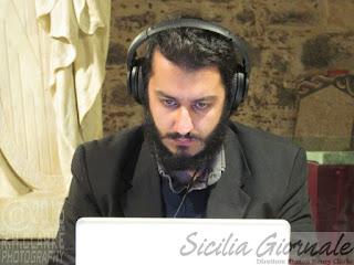 Rosario Tomarchio ©Nicheja Photography/Sicilia Giornale