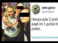 Pernah HINA Polisi, ANTO GALON Malah Jadi Juara di Lomba 'POLICE MOVIE FESTIVAL'