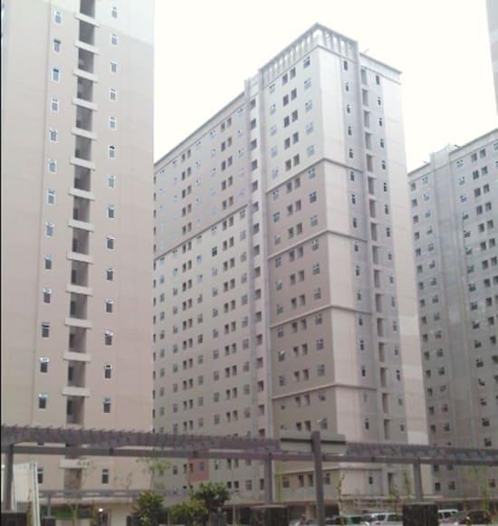 apartemen di kalibata jakarta selatan