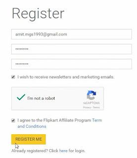 affiliate flipkart program